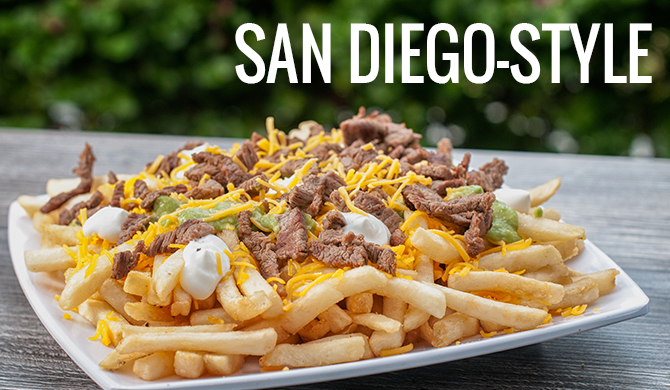 San Diego Famous Food Places