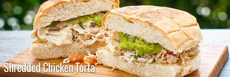shredded-chicken-torta